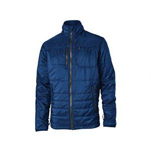 BLACKHAWK Tactical Jacket 1 BLACKHAWK Bolster Jacket Admiral Blue Large, Poly Bag