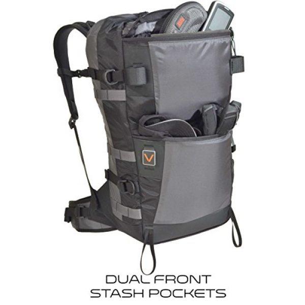 VenTerra Tactical Backpack 4 VenTerra Men's Bivy Hiking Backpack