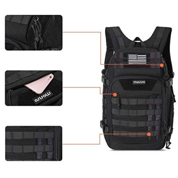 MOSISO Tactical Backpack 3 MOSISO Tactical Backpack & Slingbag