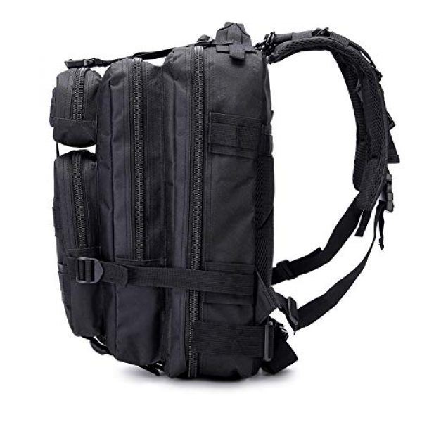 SZYT Tactical Backpack 2 SZYT Military Tactical Backpack Daypack Bag for Hiking Camping Outdoor Sport