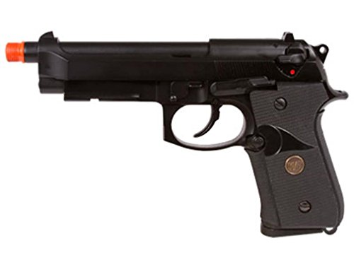 WE Airsoft Pistol 1 WE m9a1 full metal gas blowback airsoft pistol - 0.24 caliber(Airsoft Gun)
