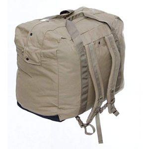 ForceProtector Gear Tactical Backpack 3 J-Pak Jumbo Flyer Kit Bag, Coyote