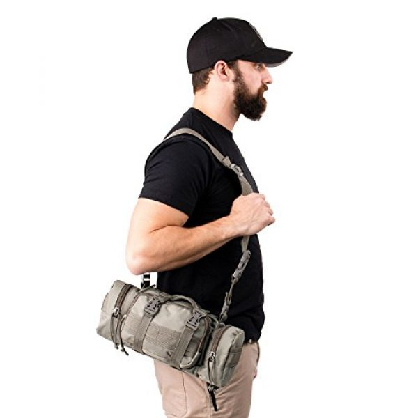 3V Gear Tactical Backpack 7 3V Gear MOLLE Rapid Deployment Pack