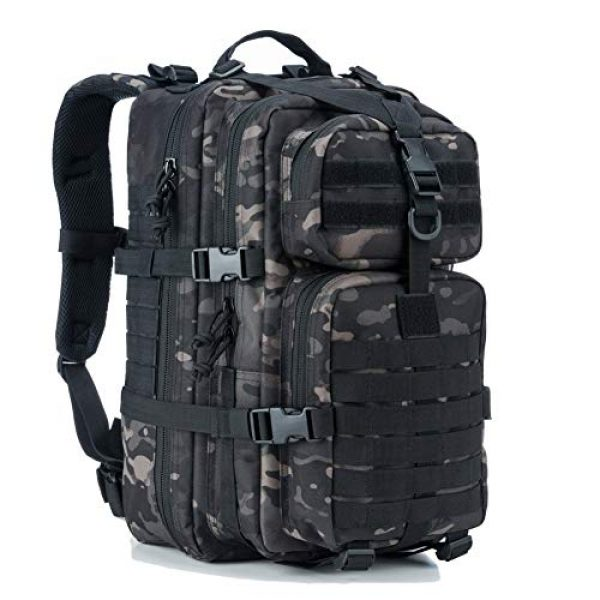 REEBOW GEAR Tactical Backpack 2 REEBOW GEAR Military Tactical Backpack Small Assault Pack Army Molle Bag Backpacks