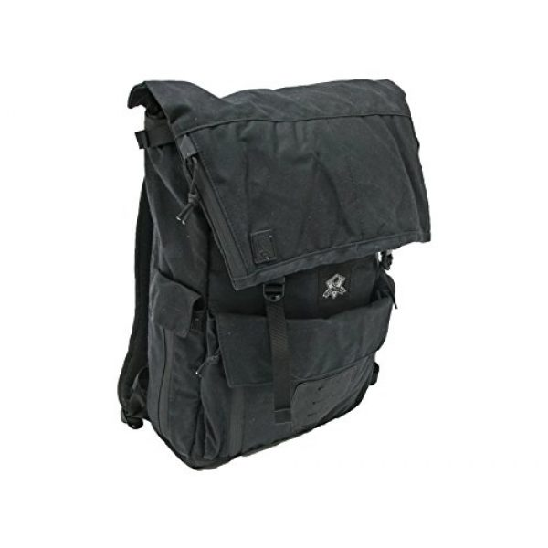 Grey Ghost Gear Tactical Backpack 1 Grey Ghost Gear Gypsy Backpack, Black