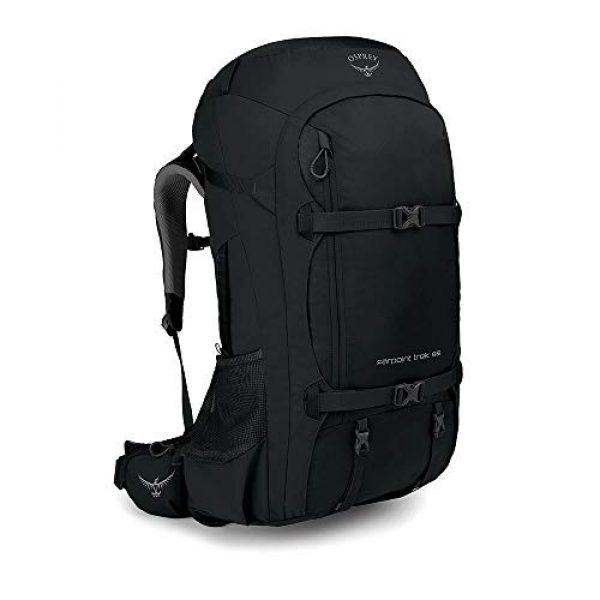 Osprey Tactical Backpack 1 Osprey Farpoint Trek 55 Men's Travel Backpack