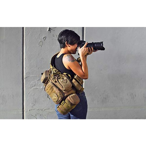 HAZARD 4 Tactical Backpack 3 HAZARD 4 Freelance(TM) Drone Edition Tactical Sling-Pack