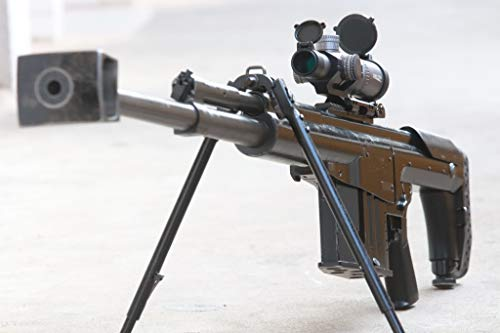 DOMIC TECH Rifle Scope 6 DOMIC TECH DT4 /1-4x24 IR Rifle Scope, a True 1x, Tactical, Optical, Reliable and Professional Sniper Rifle-Scope.
