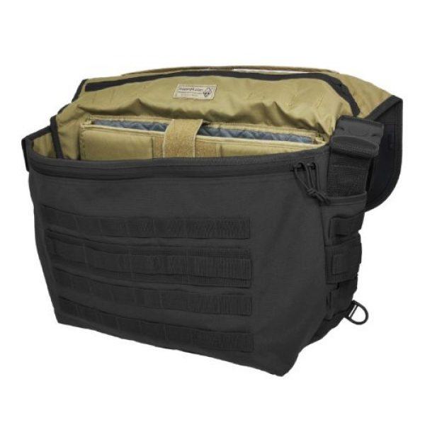 HAZARD 4 Tactical Backpack 2 Defense Courier(TM) Laptop-Messenger Bag w/MOLLE by Hazard 4(R)