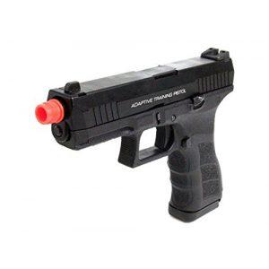 KWA Airsoft Pistol 1 KWA ATP GBB Airsoft Pistol