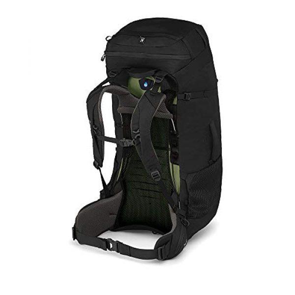 Osprey Tactical Backpack 3 Osprey Farpoint Trek 75 Men's Travel Backpack