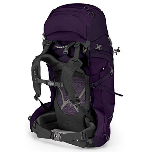 Osprey Tactical Backpack 2 Osprey Xena 85 Women's Backpacking Backpack