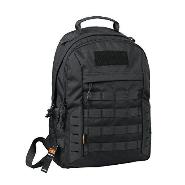 EXCELLENT ELITE SPANKER Tactical Backpack 1 EXCELLENT ELITE SPANKER Tactical Backpack Military Survival Rucksack 20L Capacity for Outdoor