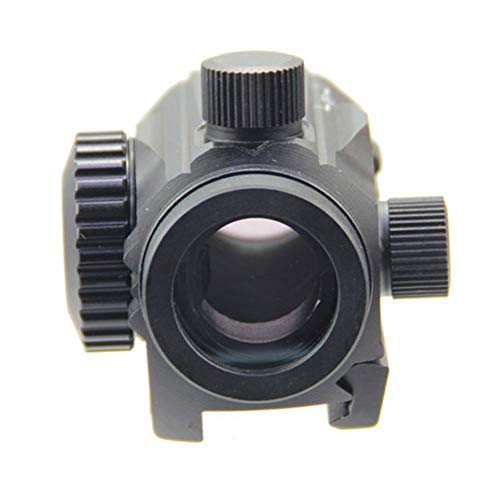 ZHRLQ Rifle Scope 7 ZHRLQ Internal Red Dot Sight, High Magnification Bird-Free Mirror with No Magnification, High Shock-Resistant Waterproof Silver-Plated Film