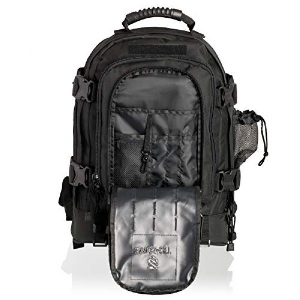 Savage Cut Tactical Backpack 2 Savage Cut Outdoor Expandable 3-Day Survival Tactical Backpack, XL Capacity