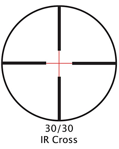 BARSKA Rifle Scope 5 BARSKA 3-9x40 IR Huntmaster Pro Riflescope
