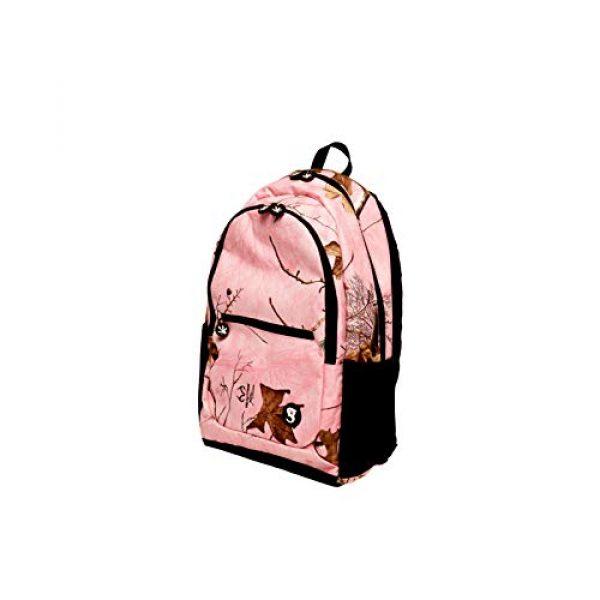 """geckobrands Tactical Backpack 3 Geckobrands Pursuit Backpack """" Ideal for School, Work, Travel"""
