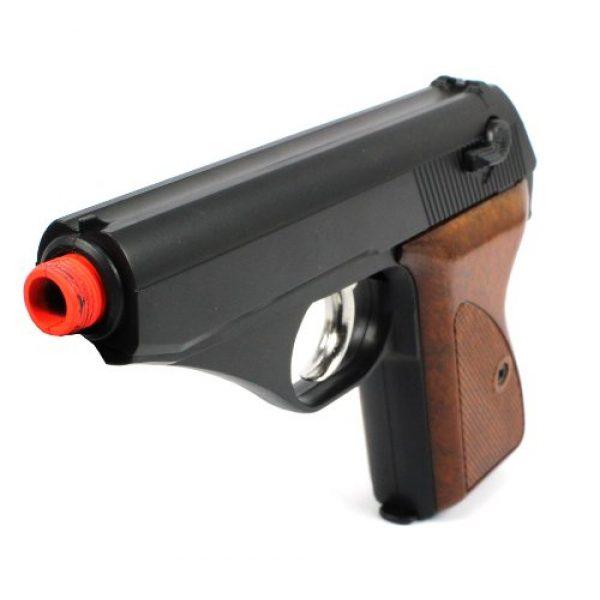 Velocity Airsoft Airsoft Pistol 2 HFC 106 gas airsoft pistol green gas semi auto fps-250 (black)(Airsoft Gun)