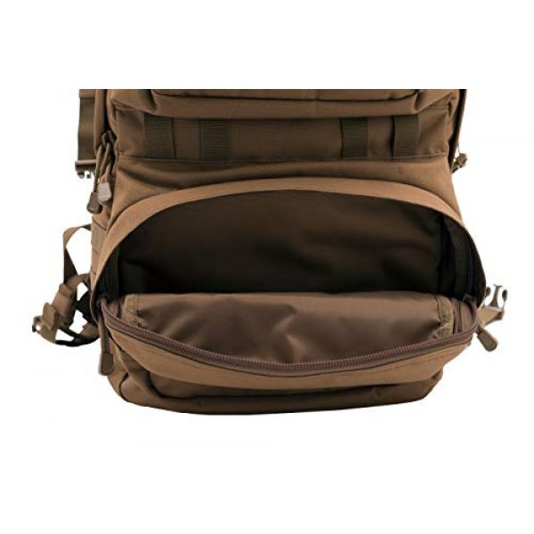LA Police Gear Tactical Backpack 3 LA Police Gear 3 Day Tactical Backpack for Hunting, Military, Camping, Hiking, and Survival 2.0