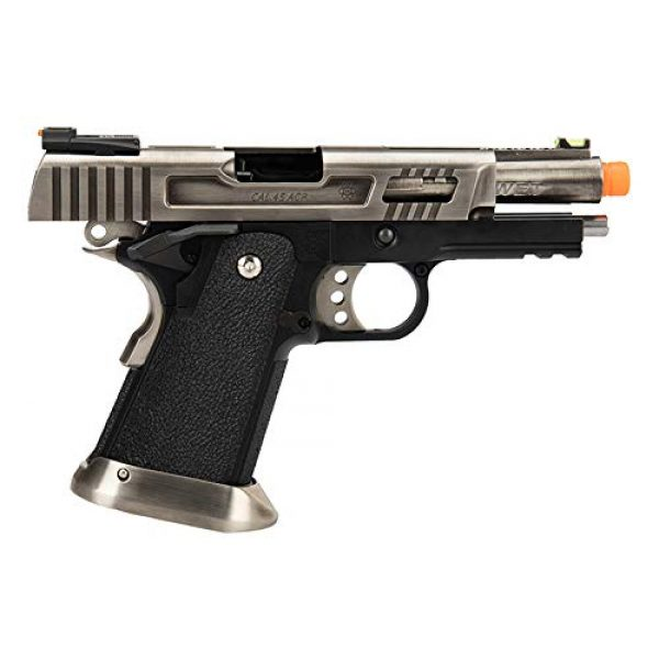 WE Airsoft Pistol 4 WE TECH 3.8 HI-CAPA Full Metal Gas Blowback Airsoft Pistol