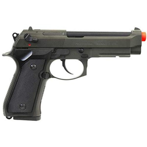 Soft Air Airsoft Pistol 2 Soft Air ANM Customs Cerakote KWA M9 Tactical PTP Gas Blowback Airsoft Pistol