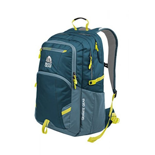 Granite Gear Tactical Backpack 1 Granite Gear Sawtooth Backpack, Basalt/Bleumine/Neolime