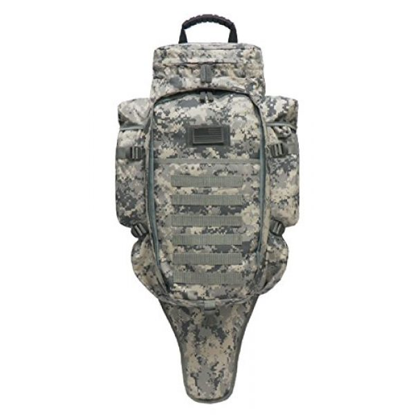 East West U.S.A Tactical Backpack 1 East West U.S.A RT538/RTC538 Tactical Molle Military Assault Rucksacks Backpack, ACU