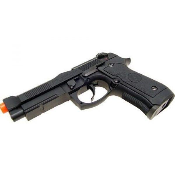 TSD Airsoft Pistol 4 hfc m190 abs gas pistol rail/semi auto abs ver. - 0.240 caliber(Airsoft Gun)