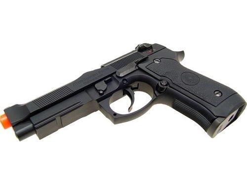 HFC  5 hfc m190 metal semi auto pistol rail ver airsoft gun(Airsoft Gun)