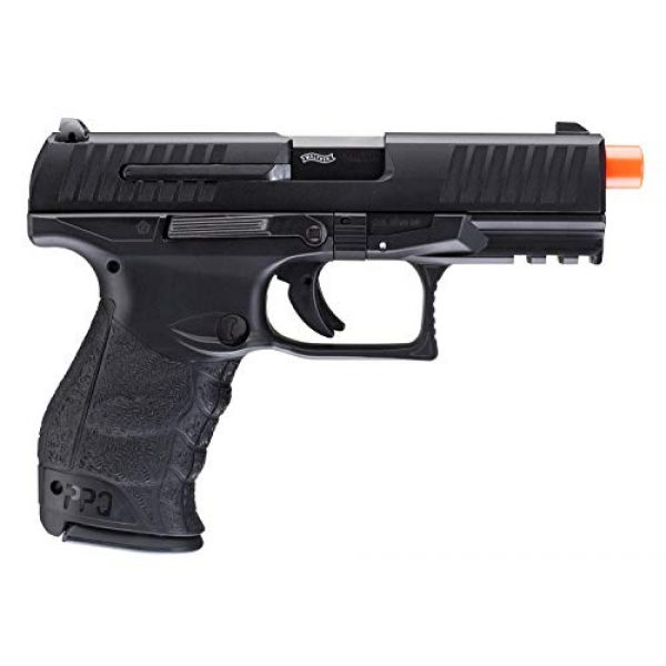 Elite Force Airsoft Pistol 3 Walther PPQ GBB Blowback 6mm BB Pistol Airsoft Gun