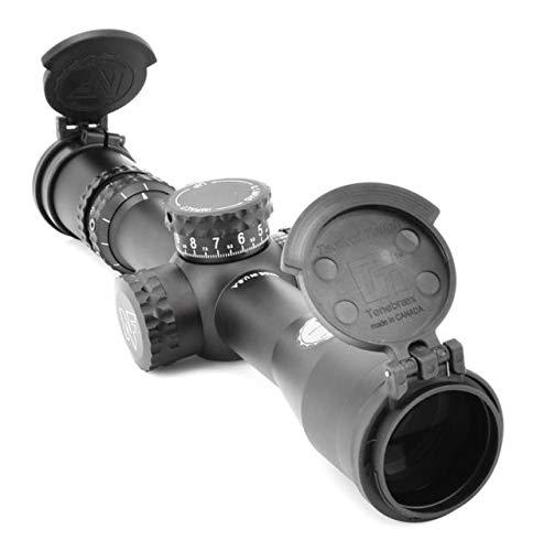 NightForce Rifle Scope 3 Nightforce ATACR 4-16x42mm F1 ZeroHold .1 Mil-Radian DigIllum PTL Mil-C C588