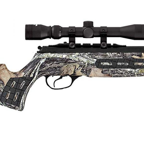 Wearable4U Air Rifle 4 Wearable4U Hatsan MOD 125 Sniper Vortex QE Quiet Energy .177 Cal Air Rifle, Camo with Included 100x Paper Targets and 500x .177cal Lead Pellets Bundle