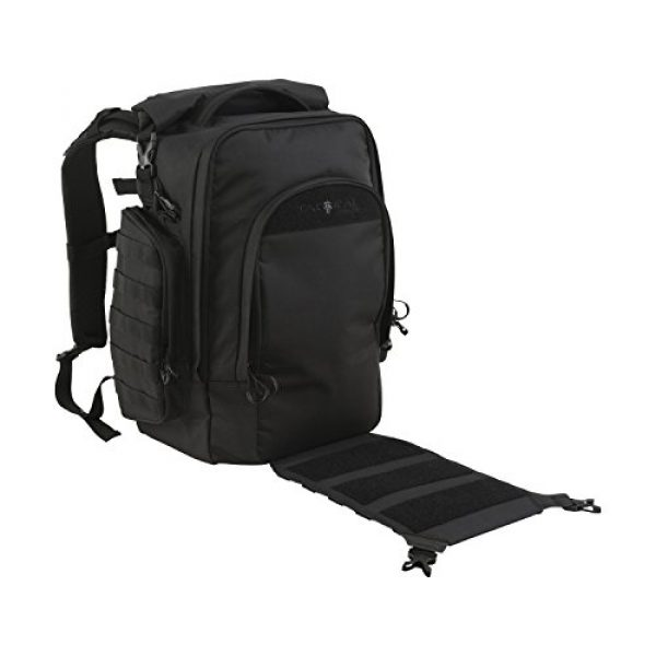 Allen Company Tactical Backpack 3 Allen Task Force EDC Backpack, Black, One Size