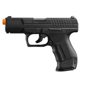 Walther Airsoft Pistol 1 Walther Umarex P99 Blowback Airsoft, Black