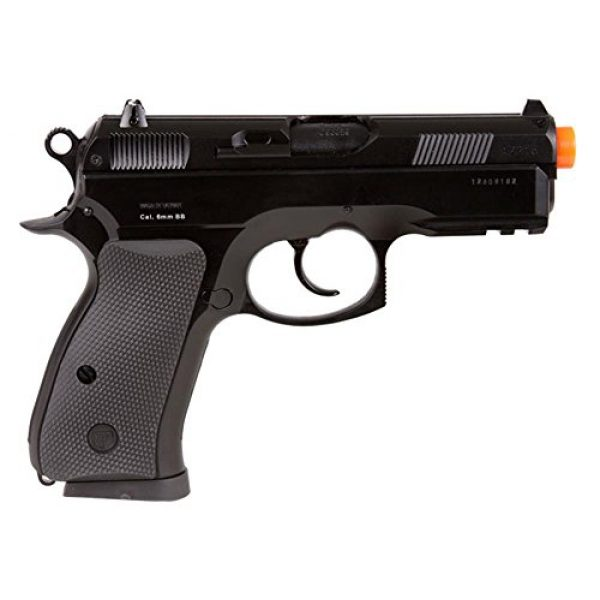 ASG Airsoft Pistol 2 ASG CZ 75 D Compact Spring Airsoft Pistol