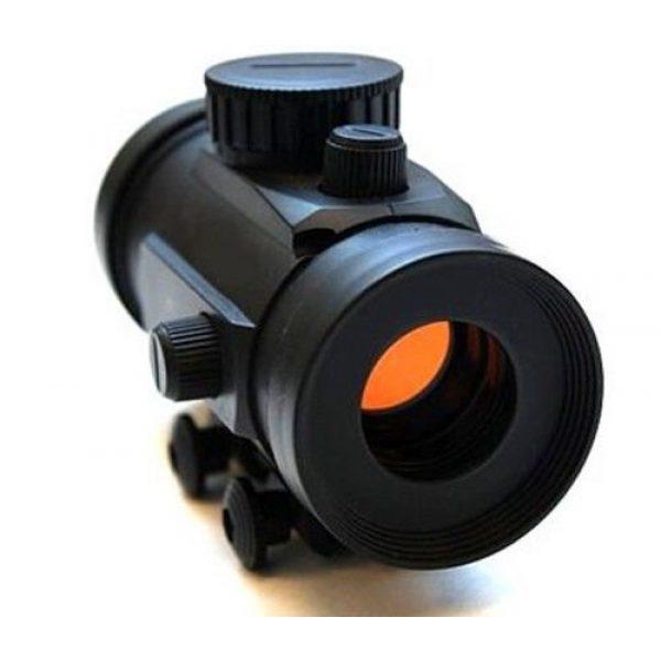 BestSeller989 Airsoft Gun Scope 1 BestSeller989 New Double Eagle GS11 Airsoft Gun Quick AIM Electric RED Cross Scope Dot