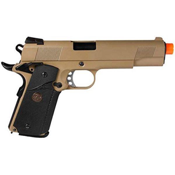 WE Airsoft Pistol 2 WE full metal 1911 meu desert gas pistol airsoft gun(Airsoft Gun)