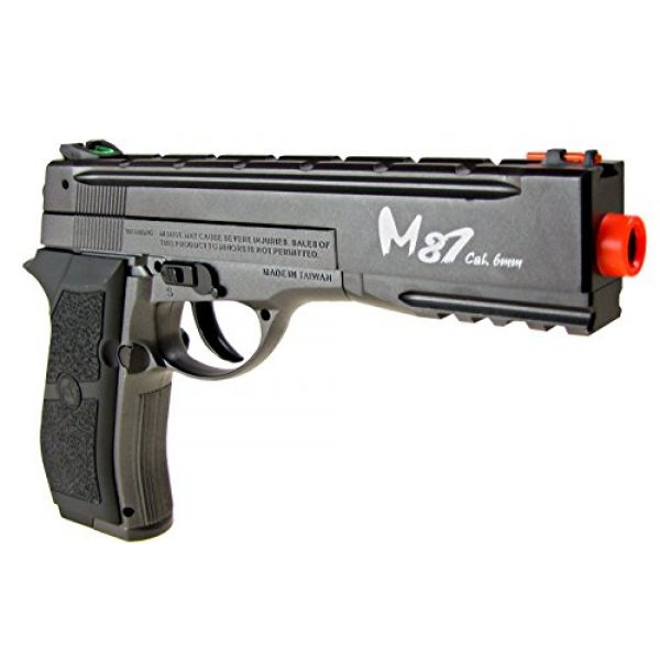 WG Airsoft Pistol 3 WG model-4301l m84 long full metal co2 non-blowback(Airsoft Gun)