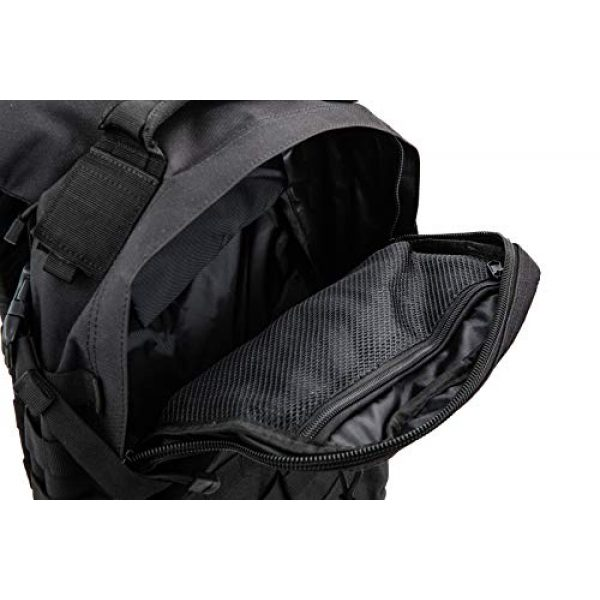 TLO Outdoors Tactical Backpack 3 TLO Outdoors TacPack12 Tactical Backpack 24L Storage Daypack, Rucksack, Gear Bag