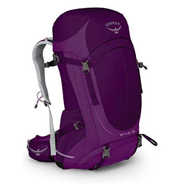 Osprey Tactical Backpack 1 Osprey Sirrus 36 Women's Hiking Backpack