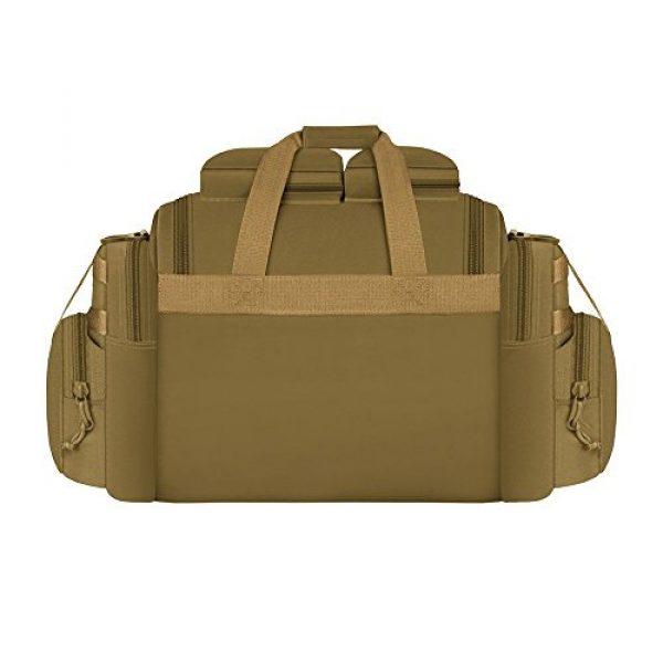 "East West U.S.A Tactical Backpack 3 East West U.S.A Tactical Outdoor Multi Pockets Heavy Duty 31"" Duffel Bag"