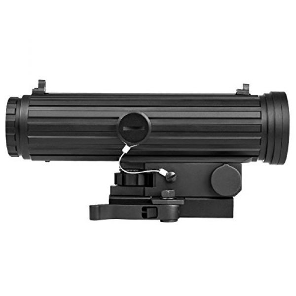 NcSTAR Rifle Scope 3 NcSTAR VISM Lio Scope-4X34mm with Nav Led Lights/QR Mount