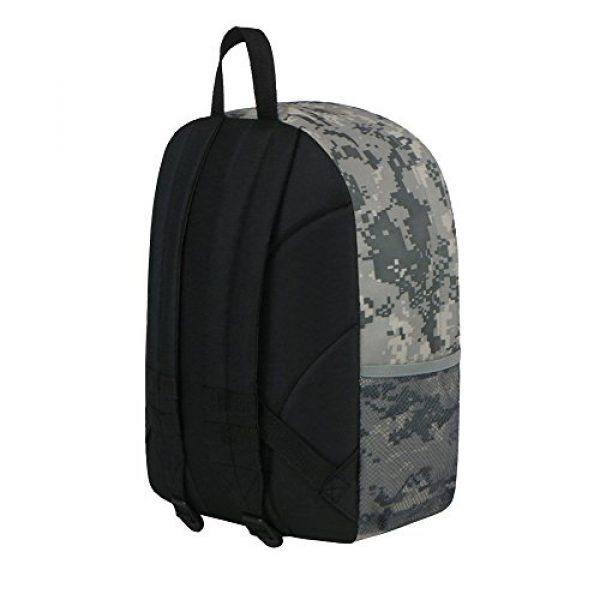 East West U.S.A Tactical Backpack 4 East West U.S.A BC101S Digital Military Sports Backpack, ACU Camo