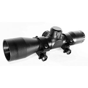 TRINITY Rifle Scope 6 Trinity Hunting Scope with slingle Rail Mount for Stevens 320