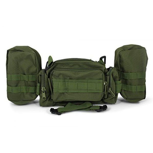 Turtle Creek Gear LLC Tactical Backpack 2 Turtle Creek 50L Hiking Backpack - Durable Tactical Backpack with 1000D Nylon - Water Resistant Camping Backpack - Sturdy Tactical Rucksack for Hunting and Trekking - Military Backpack