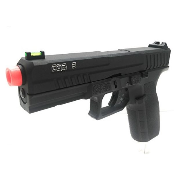 Urban Combat Airsoft Pistol 5 KJW Urban Combat KP-13 geen gas blowback airsoft pistol