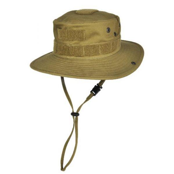 HAZARD 4 Tactical Hat 2 HAZARD 4 SunTac(TM) Cotton Boonie Hat w/MOLLE (R)