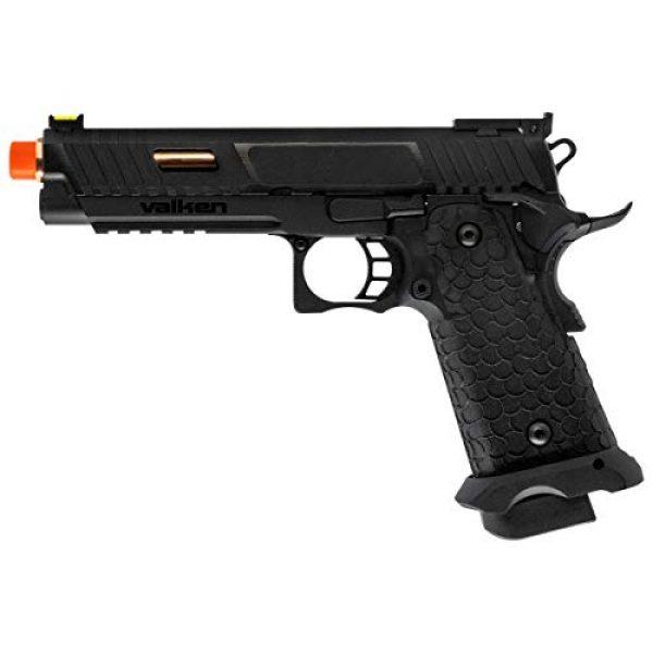 Valken Airsoft Pistol 1 Valkan Airsoft by HICAPA CO2 Blowback Metal Pistol-6 mm