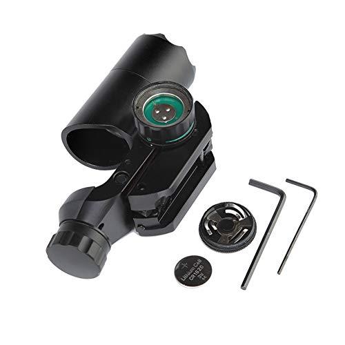 DJym Rifle Scope 3 DJym HD120 Shockproof Waterproof Red Dot Sight Riflescope (22MM Rail)