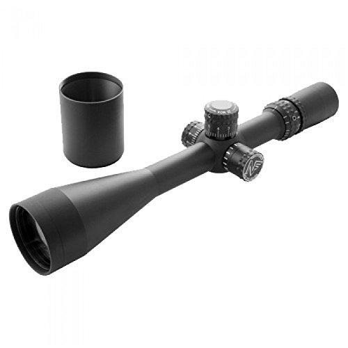 NightForce Rifle Scope 4 NightForce C507 5.5-22x56 NXS Riflescope Moar-T Reticle, Black, 30mm Tube, ZeroStop.250 MOA Adjustments